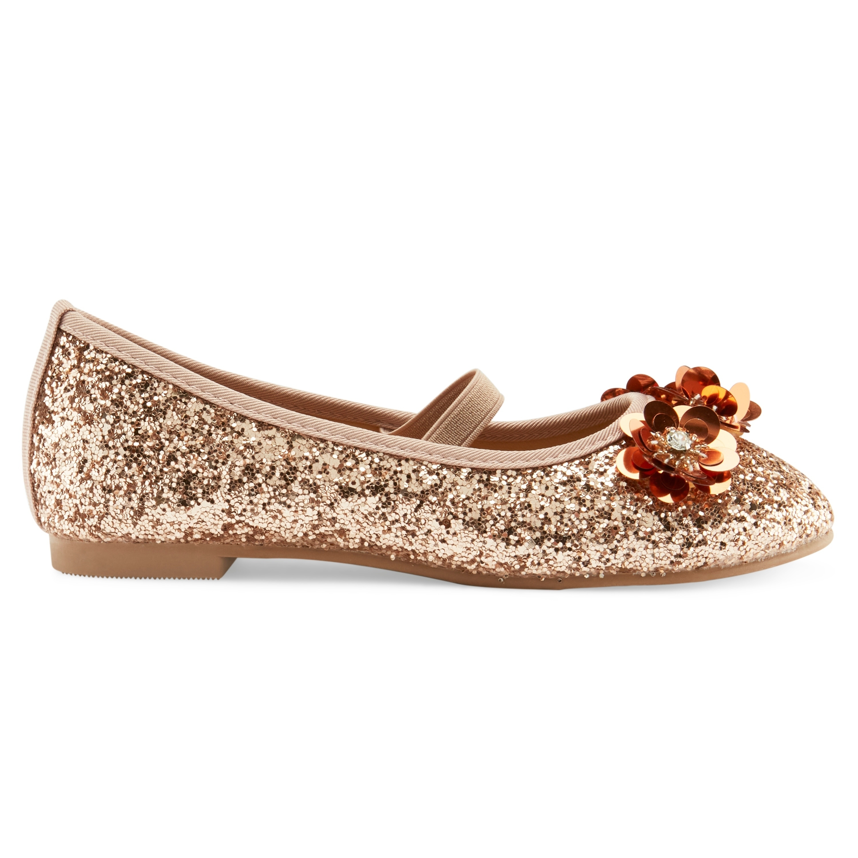 f627d2891ee1 Shop Olivia Miller Girls Reva Ballet flats - On Sale - Free Shipping On  Orders Over  45 - Overstock - 21542886