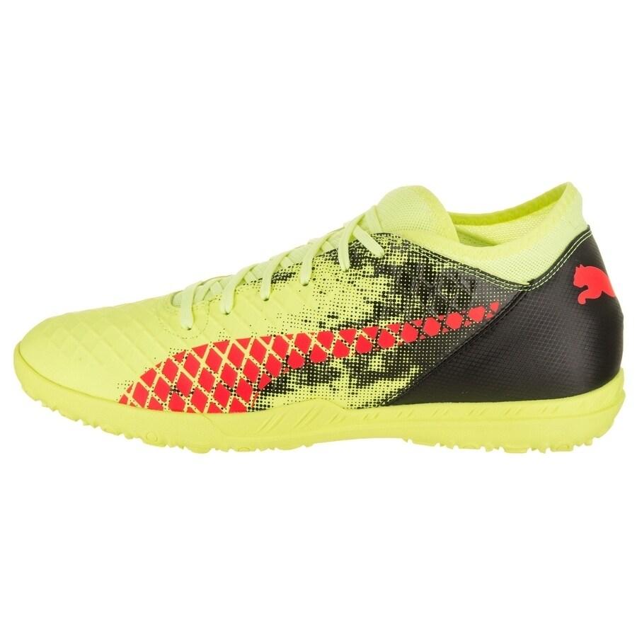 cb4f459bf Shop Puma Men s Future 18.4 TT Turf Soccer Shoe - Free Shipping Today -  Overstock - 21584227