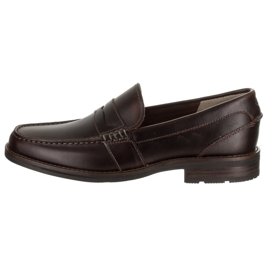 758f75dc459 Shop Sperry Top-Sider Men s Essex Penny Loafers   Slip-Ons Shoe - Free  Shipping Today - Overstock - 21599817