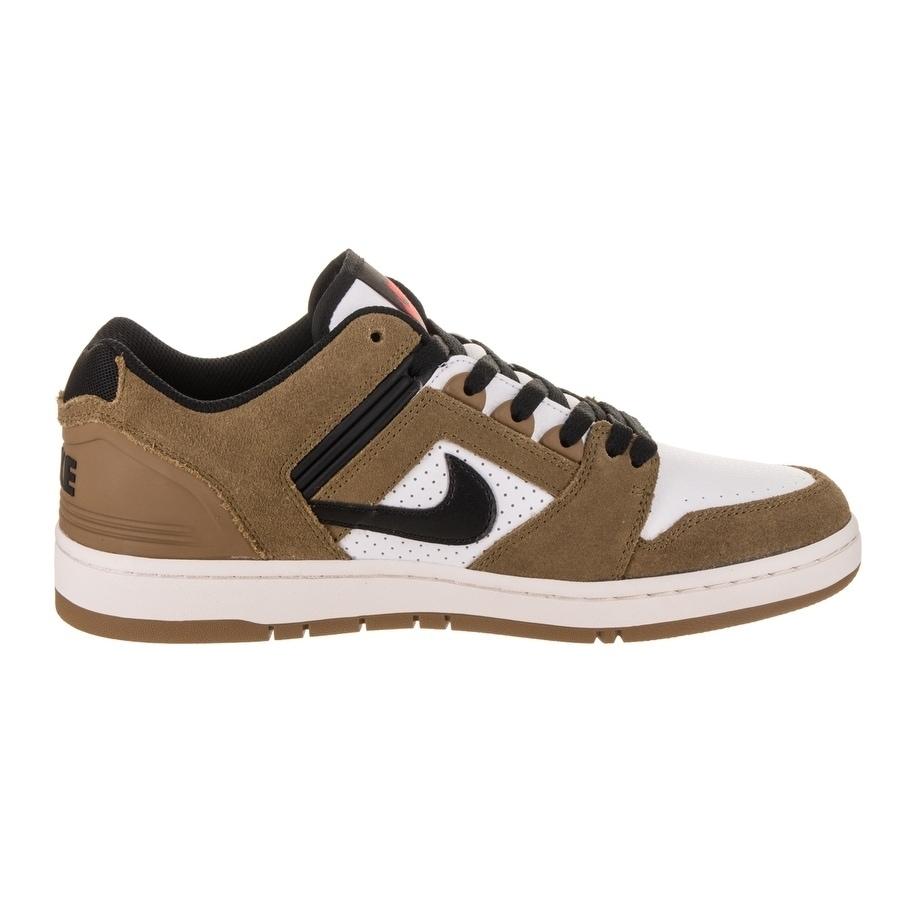b168635d10eb Shop Nike Men s SB Air Force II Low Skate Shoe - Free Shipping Today -  Overstock - 21611842