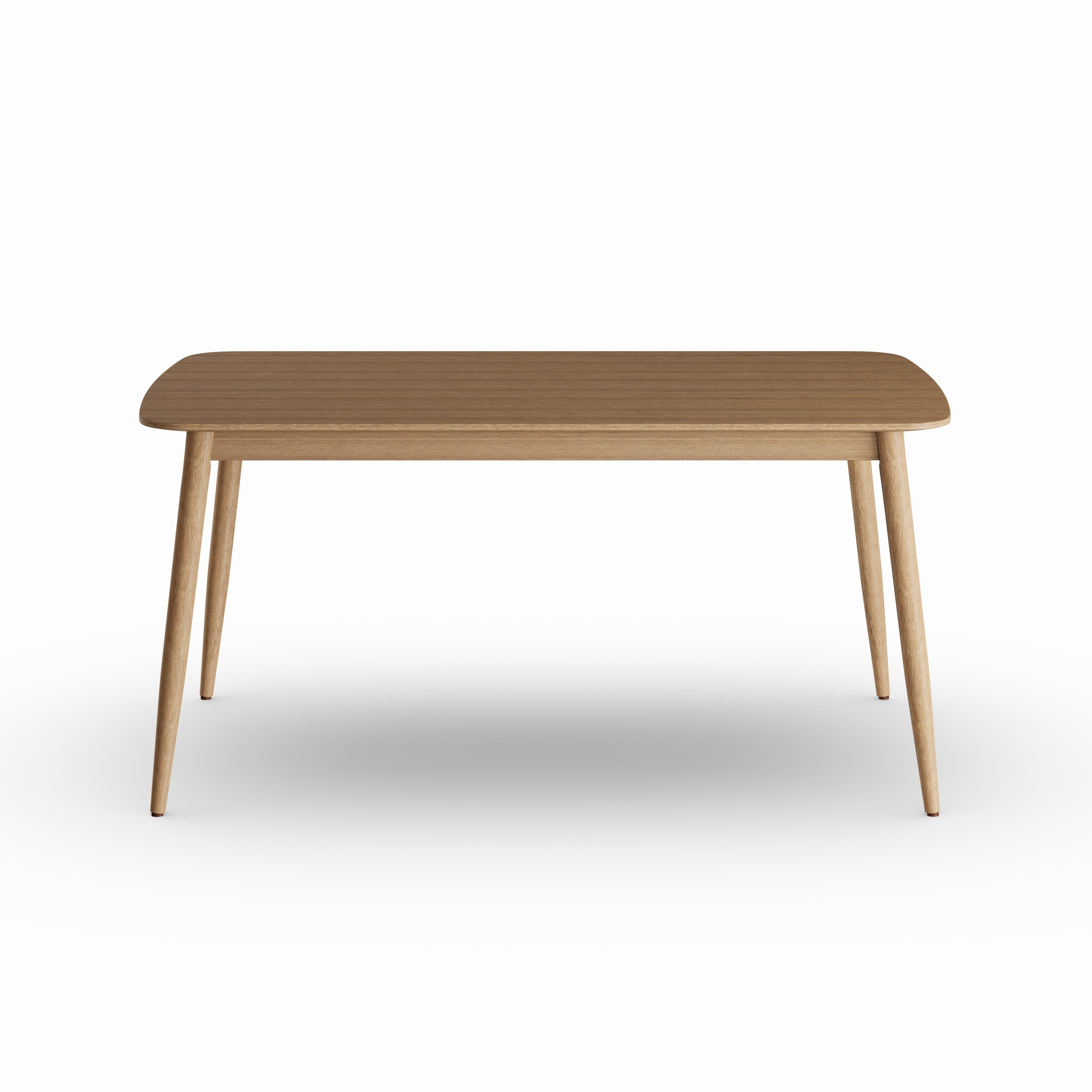 51df5ec2c4376 Shop Carson Carrington Haapajarvi Mid-century Modern French Oak Dining Table  - Free Shipping Today - Overstock - 21616296