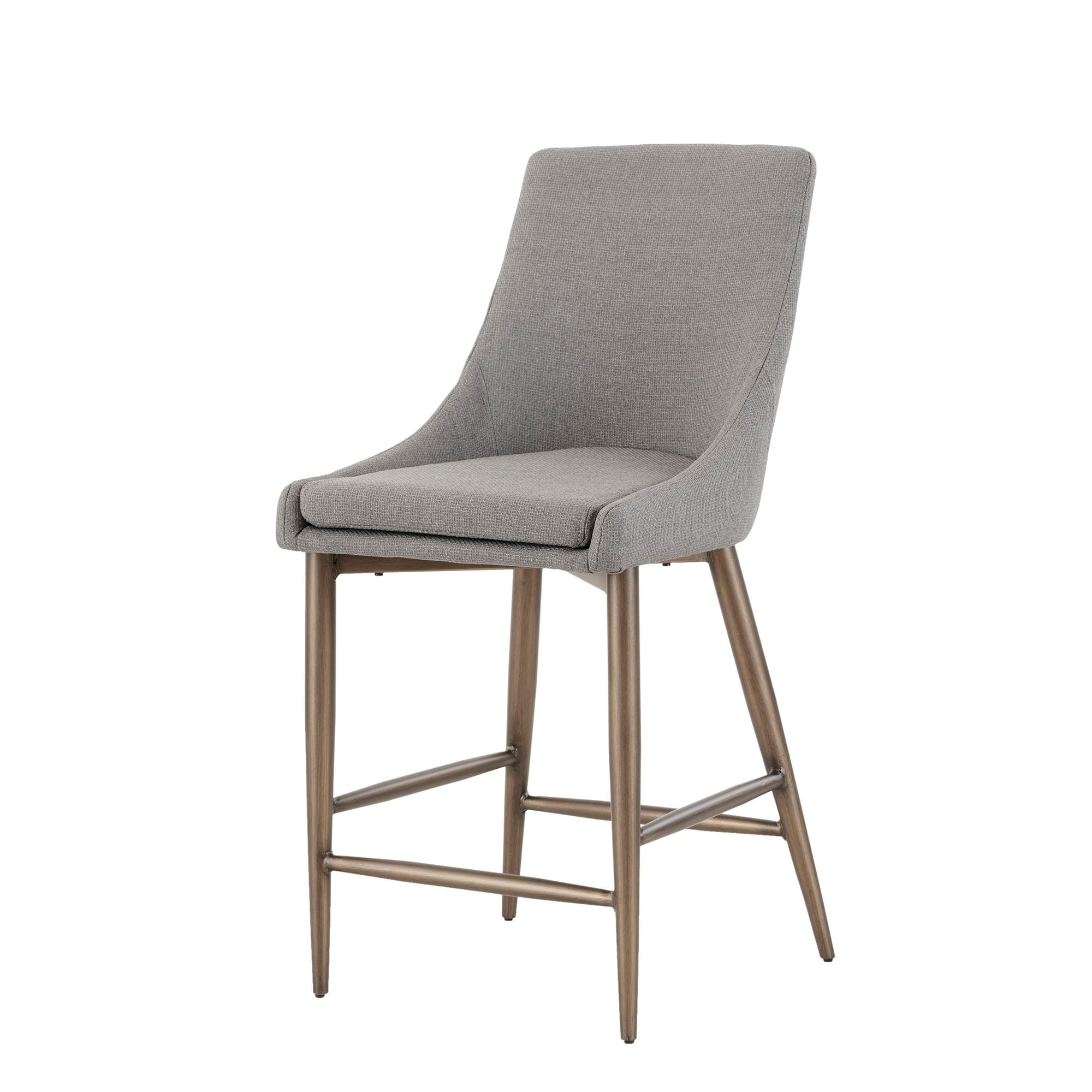Madison Park Hoover Grey Counter Stool - 19