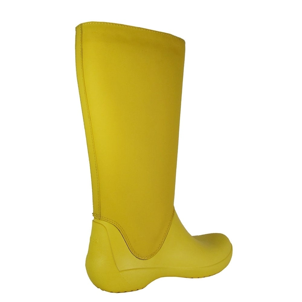 7d95e28712375 Shop Crocs Womens RainFloe Waterproof Boot Shoes
