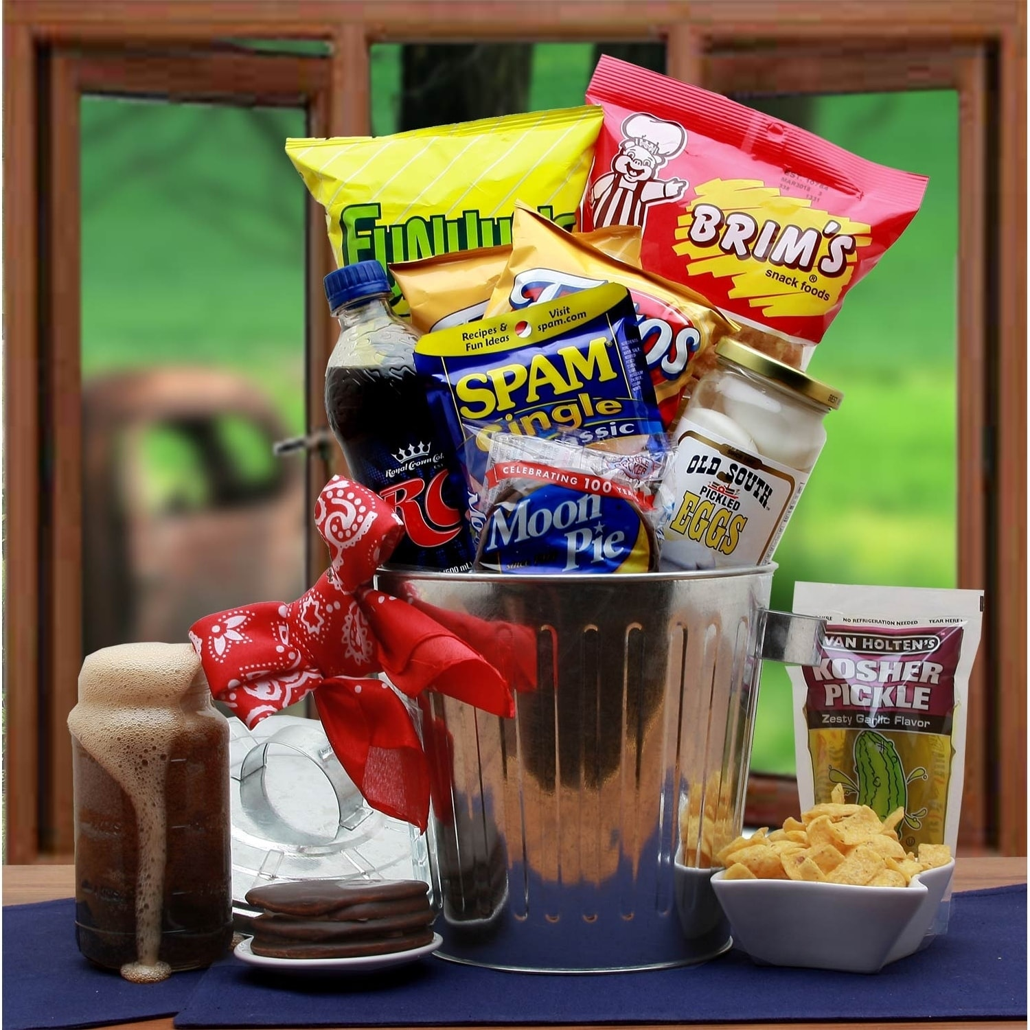 Shop It's A Redneck Thing - Snack Gift basket - Free Shipping Today - Overstock - 21641399