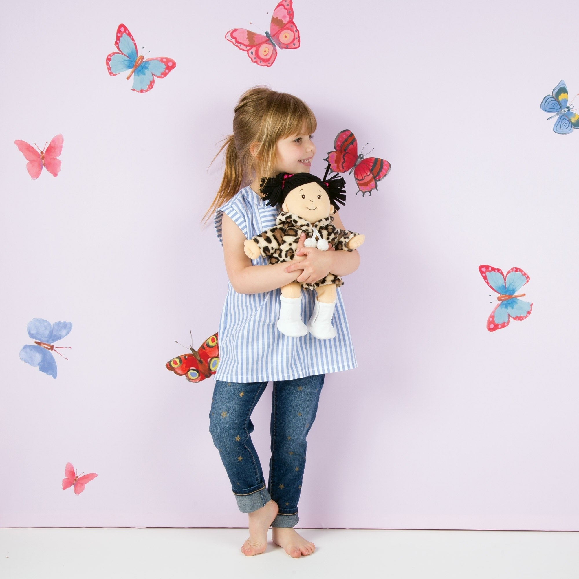 ddd0f1652 Shop Manhattan Toy Baby Stella Bundle Up 15 inch Baby Doll Clothing Set -  Free Shipping On Orders Over  45 - Overstock - 21662280