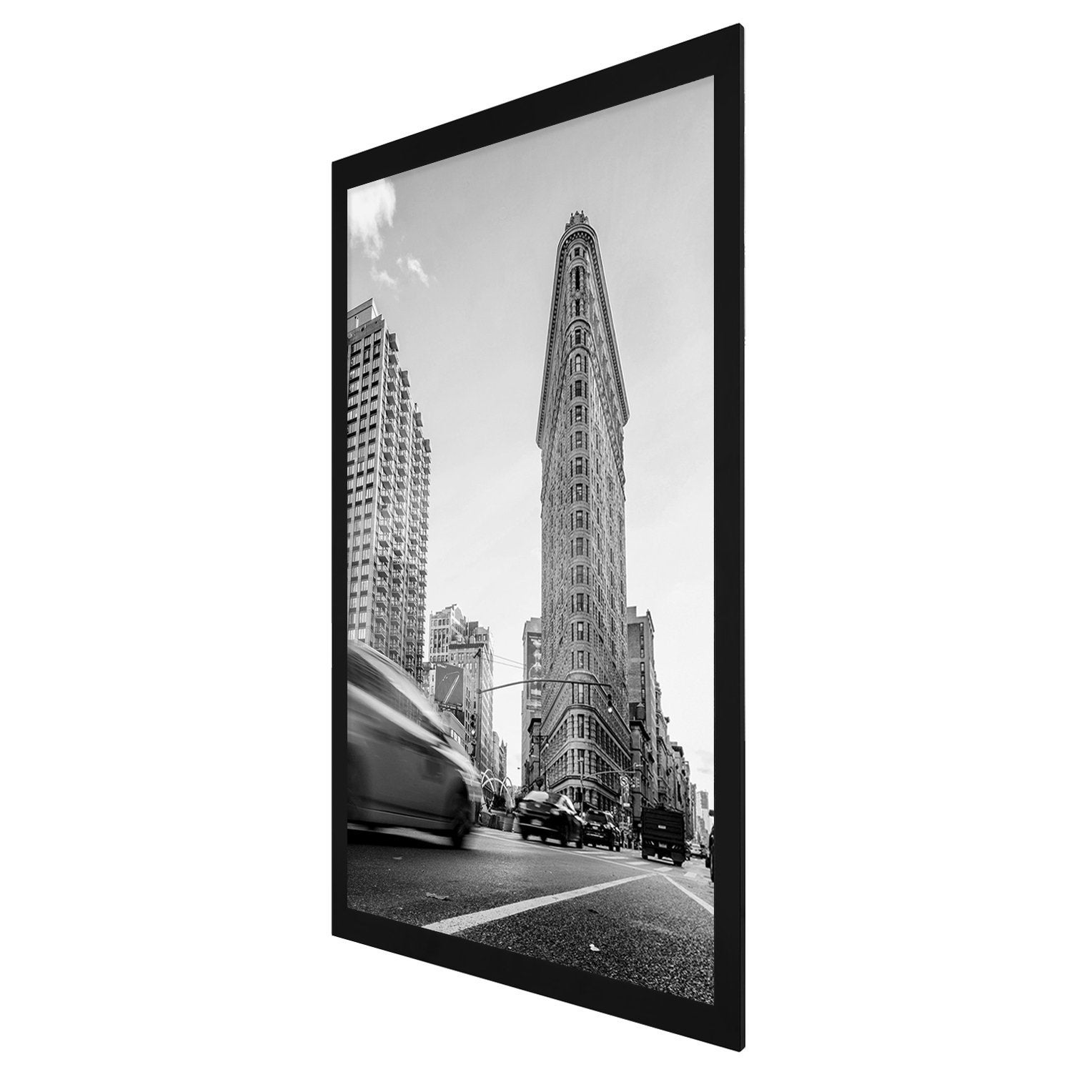 Shop 24x36 Black Picture Frame 15 Wide Smooth Black Finish