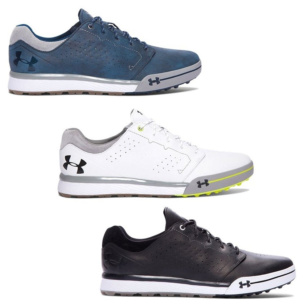d8f24780e78f8f Shop Under Armour Tempo Hybrid Spikeless Golf Shoes - Free Shipping ...