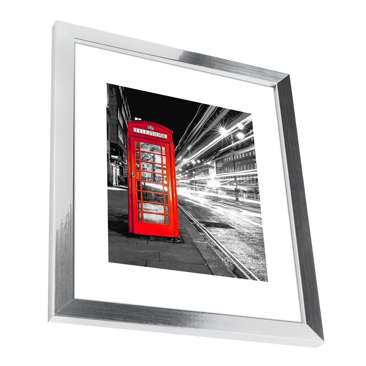 Shop 11x14 Silver Picture Frames - Made to Display Pictures 8x10 ...