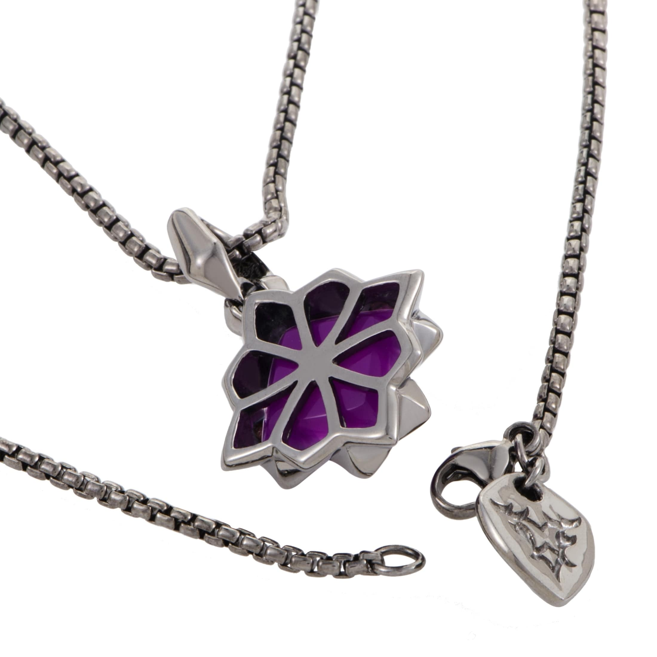 from sterling sugilite and pendant deux tagged collections artisan silver pendants artisans les gemstone