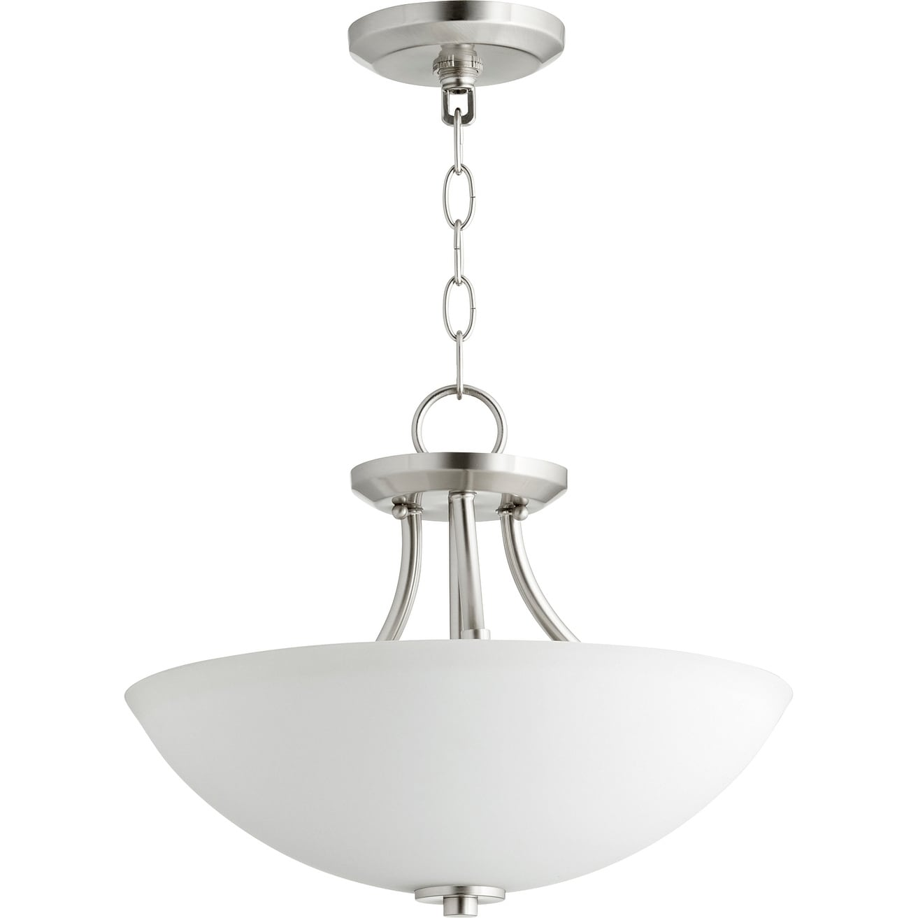 Shop quorum international barkley family dual mount ceiling fixture free shipping today overstock 21709273