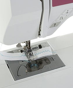 Brother Ex660 Computerized Sewing Machine With Hard Cover Refurbished Free Shipping Today 2174225