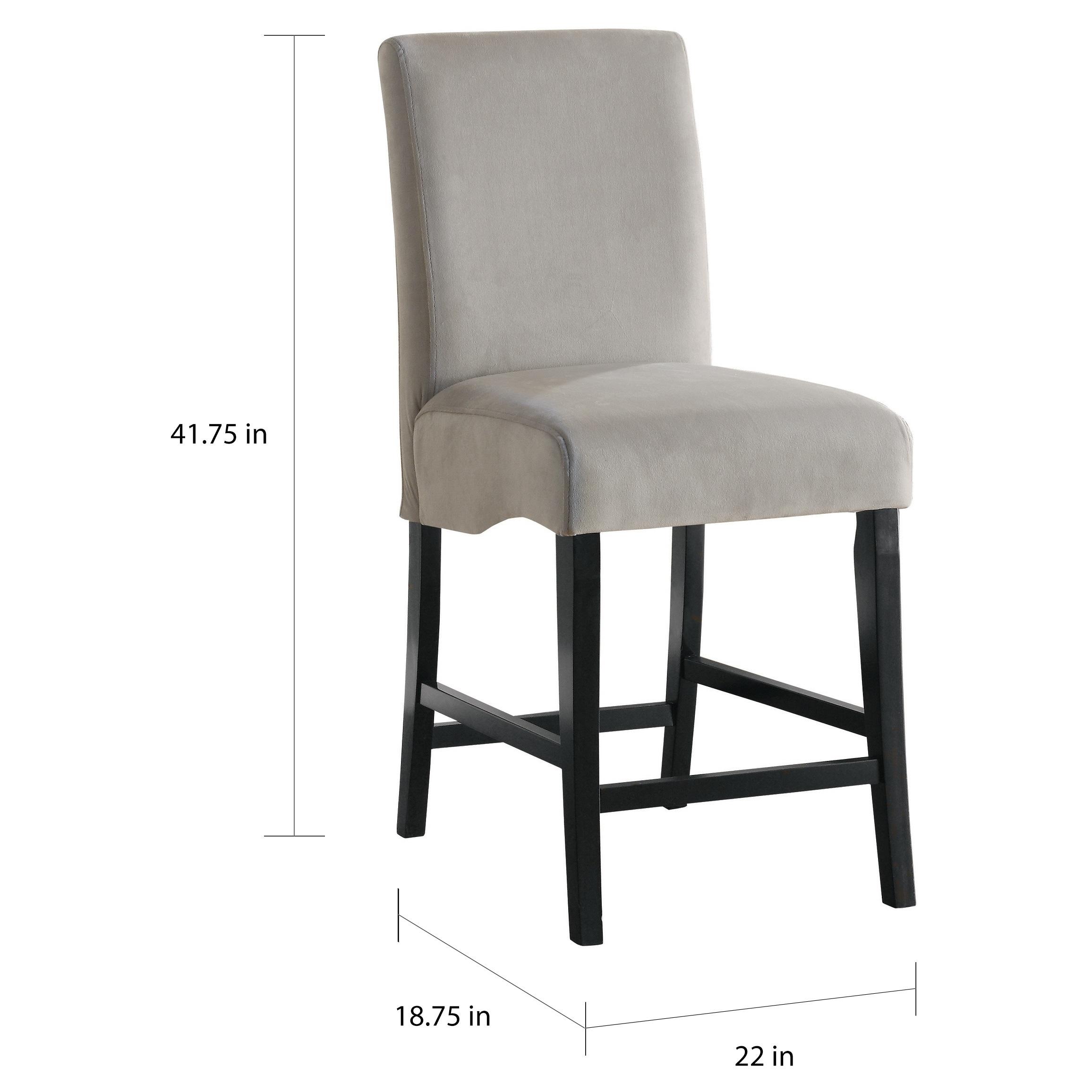 8821de2da0 Shop Stanton Contemporary Black 5-piece Dining Set - Free Shipping Today -  Overstock - 21782208