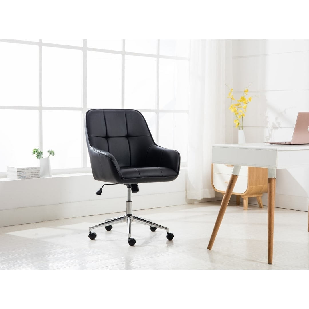 Porthos home office chair executive office chairs with armrests