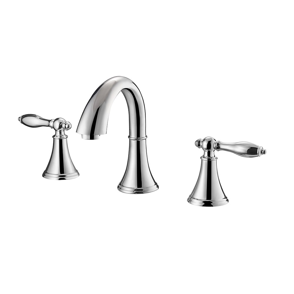 Shop Florence Two Handle 8 Inch Widespread Bathroom Faucet On Sale