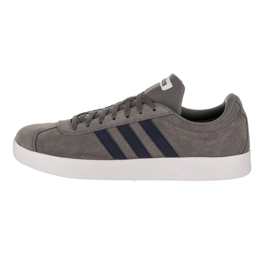 Shop Adidas Men s VL Court 2.0 Casual Shoe - Free Shipping Today -  Overstock - 21884222 f68b642c8