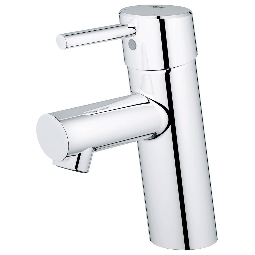 Grohe Concetto Single-Handle Bathroom Faucet S-Size 3427100A ...