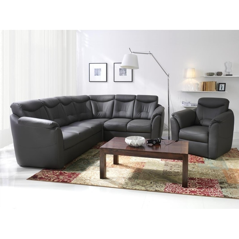 Shop Milano Sectional Sofa   Free Shipping Today   Overstock.com   21886812