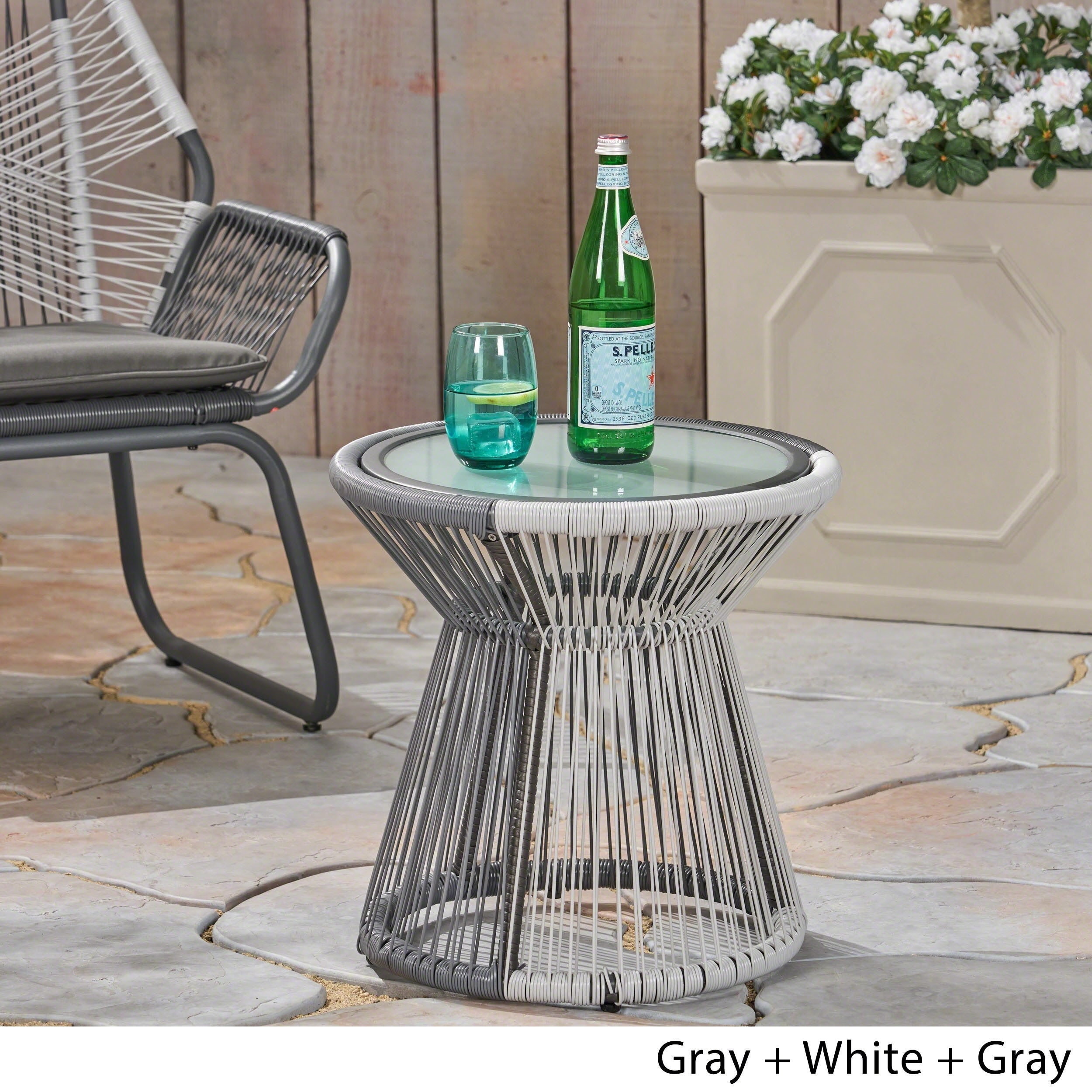 Christopher Knight Outdoor Side Table 6 10 Nitimifotografie Nl