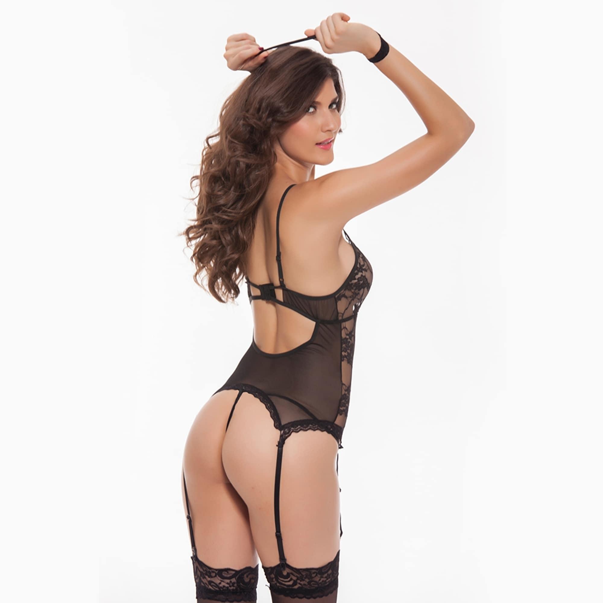4a88a719d Shop Acappella Sexy Lingerie Sets Lace Babydoll Teddy Nightwear - Free  Shipping On Orders Over $45 - Overstock - 21897568