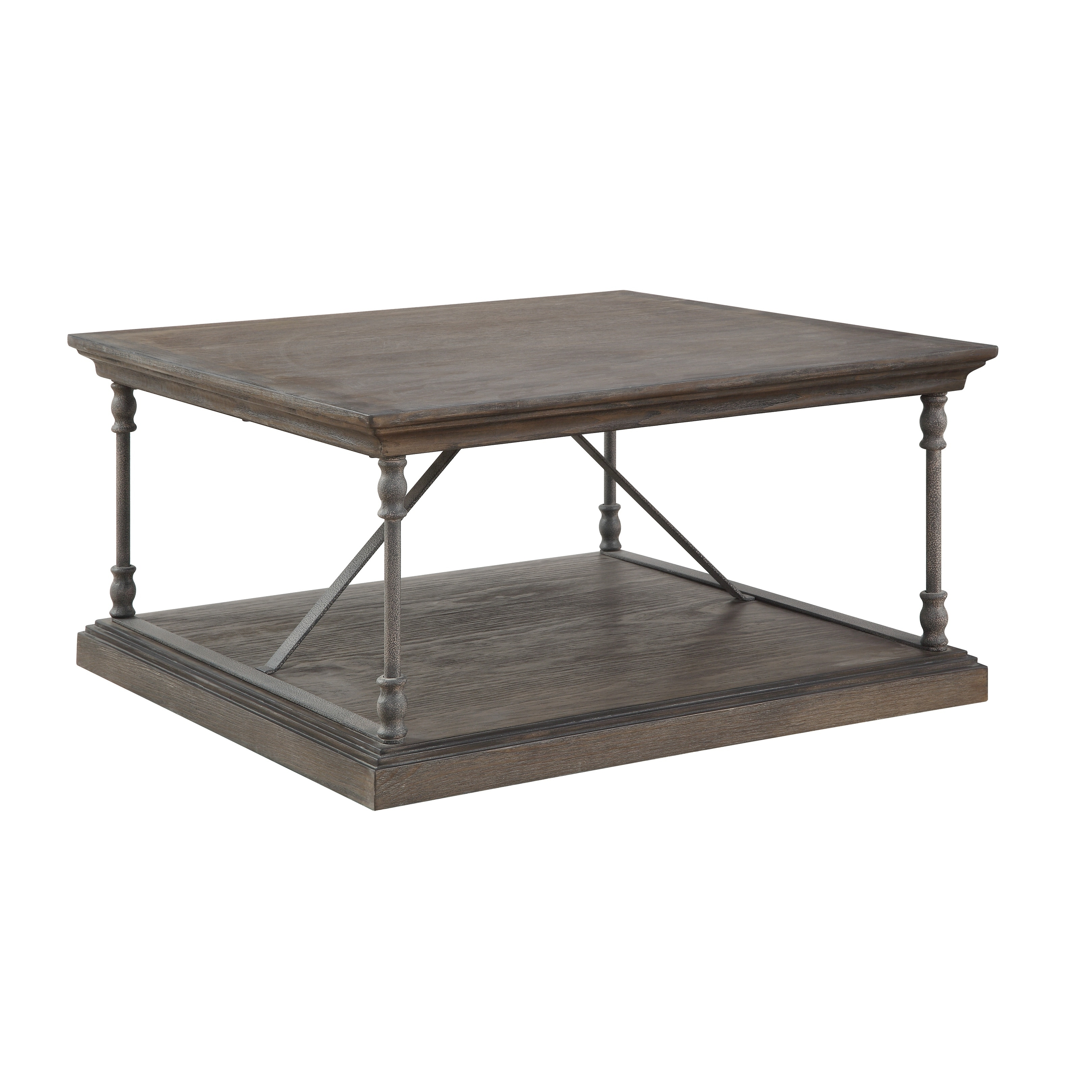 ba61474cb0d4 Shop Corbin Square Cocktail Table - Free Shipping Today - Overstock ...