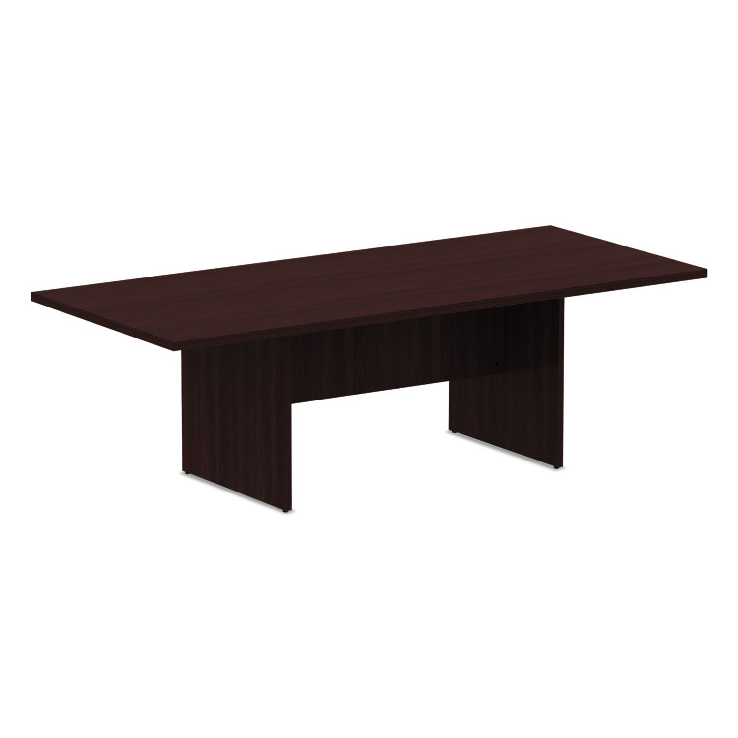 Shop Alera Valencia Series Rectangular Conference Table X - Rectangular conference room table