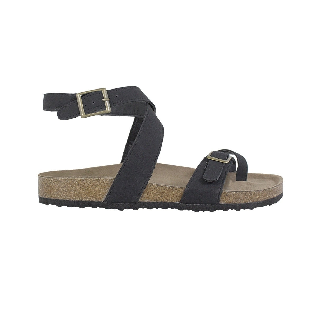 0488bcd9dc5 Shop Yoki-Gian-153 Women s Ankle Strap Sandal - Free Shipping On Orders  Over  45 - Overstock - 21946742