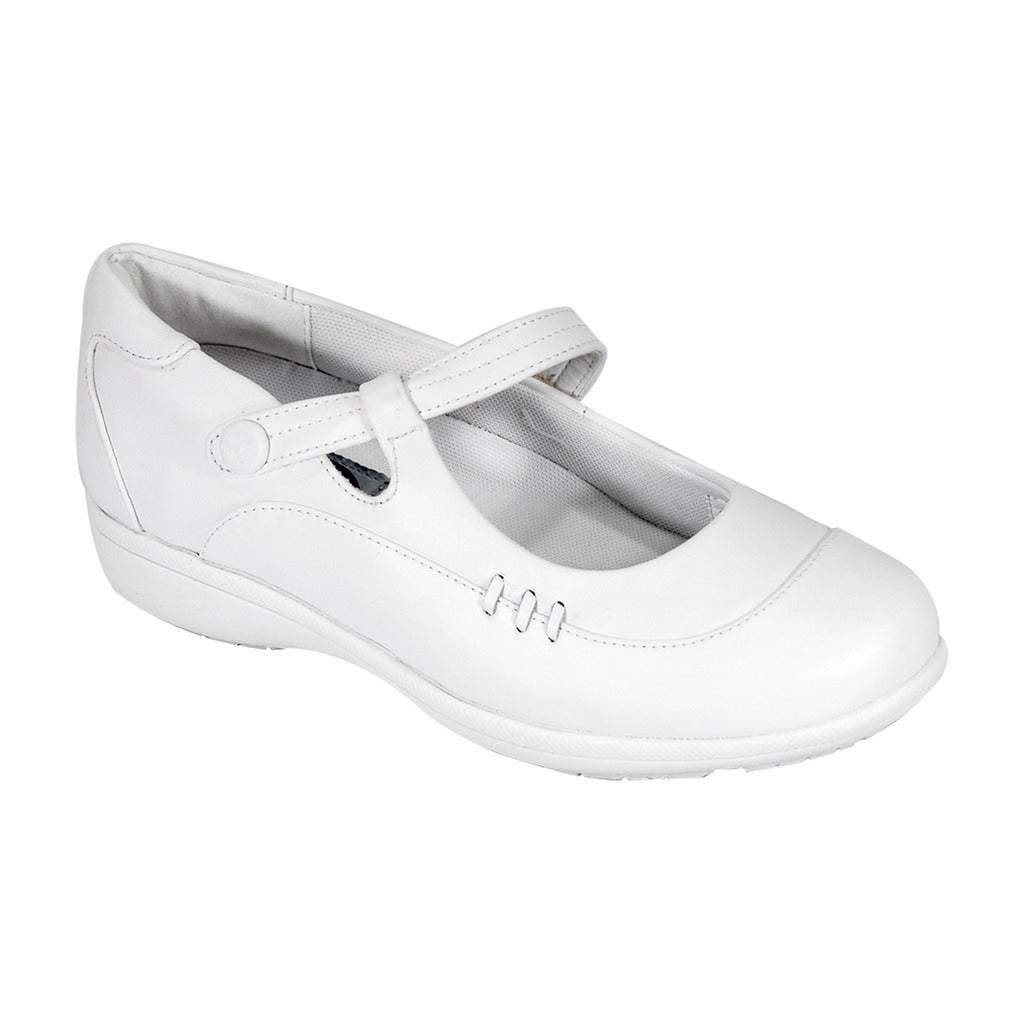 13bc952c5f84 24 HOUR COMFORT Joyce Women Adjustable Extra Wide Width Mary Jane Shoe