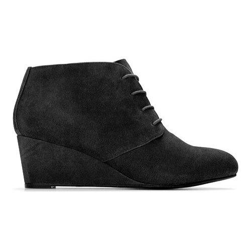 51747bc7b68e ... Thumbnail Women  x27 s Vionic with Orthaheel Technology Becca Wedge  Bootie Black ...