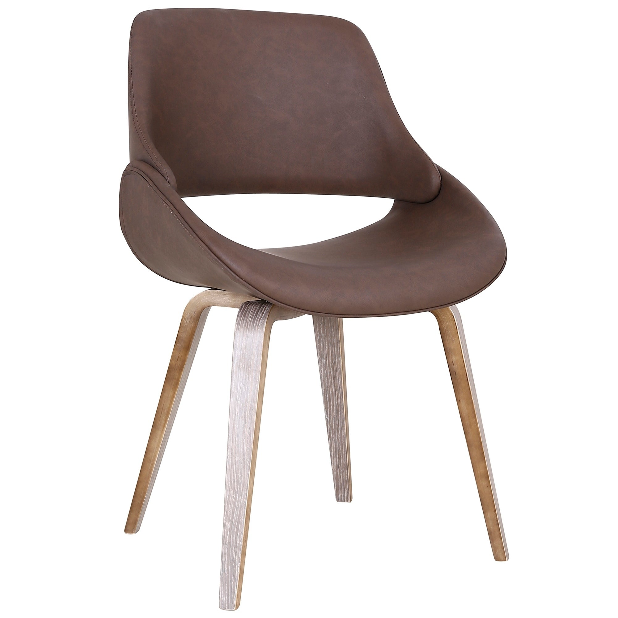 Serano Mid Century Accentside Chair  Free Shipping Today  Overstock