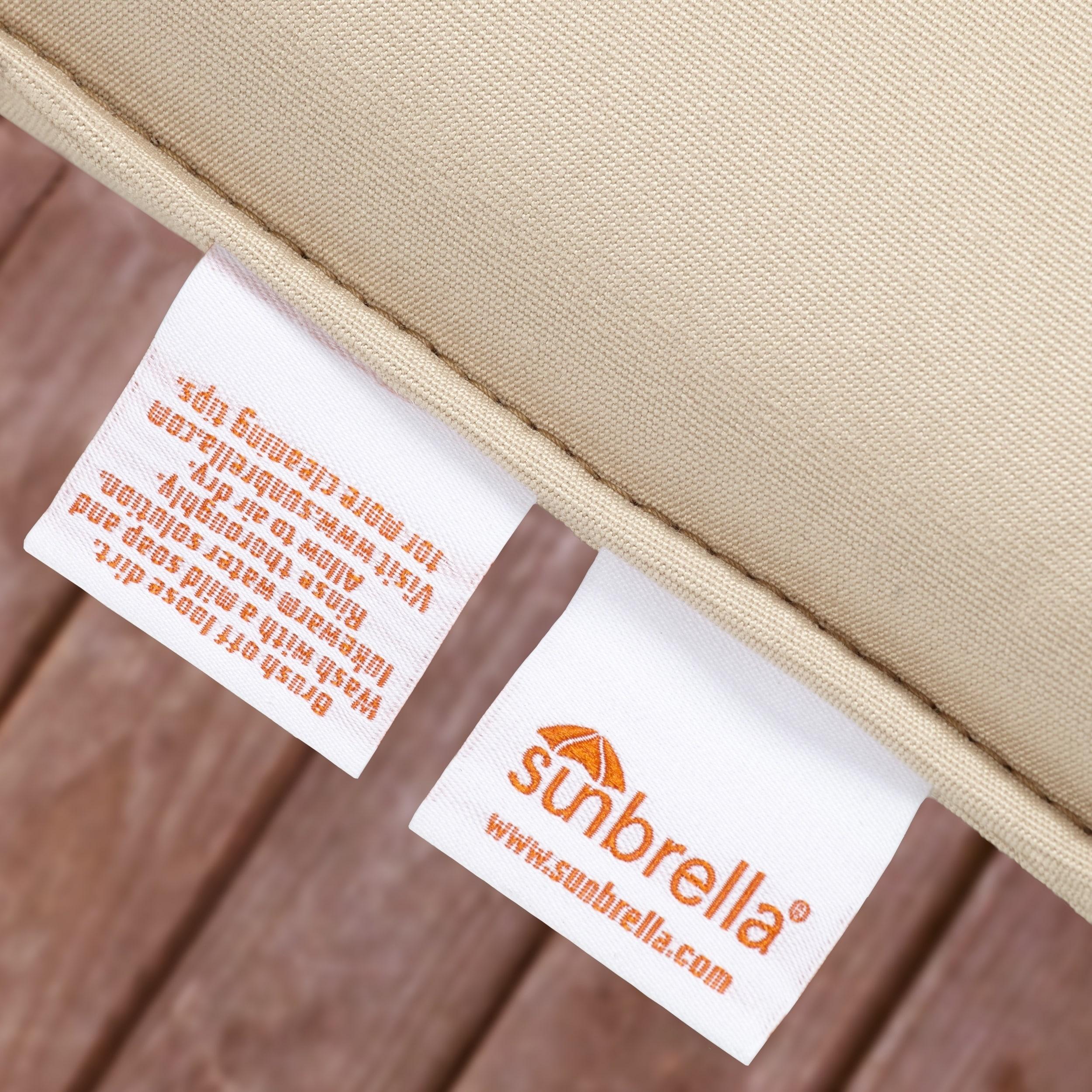 Shop Lehigh Sunbrella Corded Outdoor Porch Swing Cushion 47 In W X