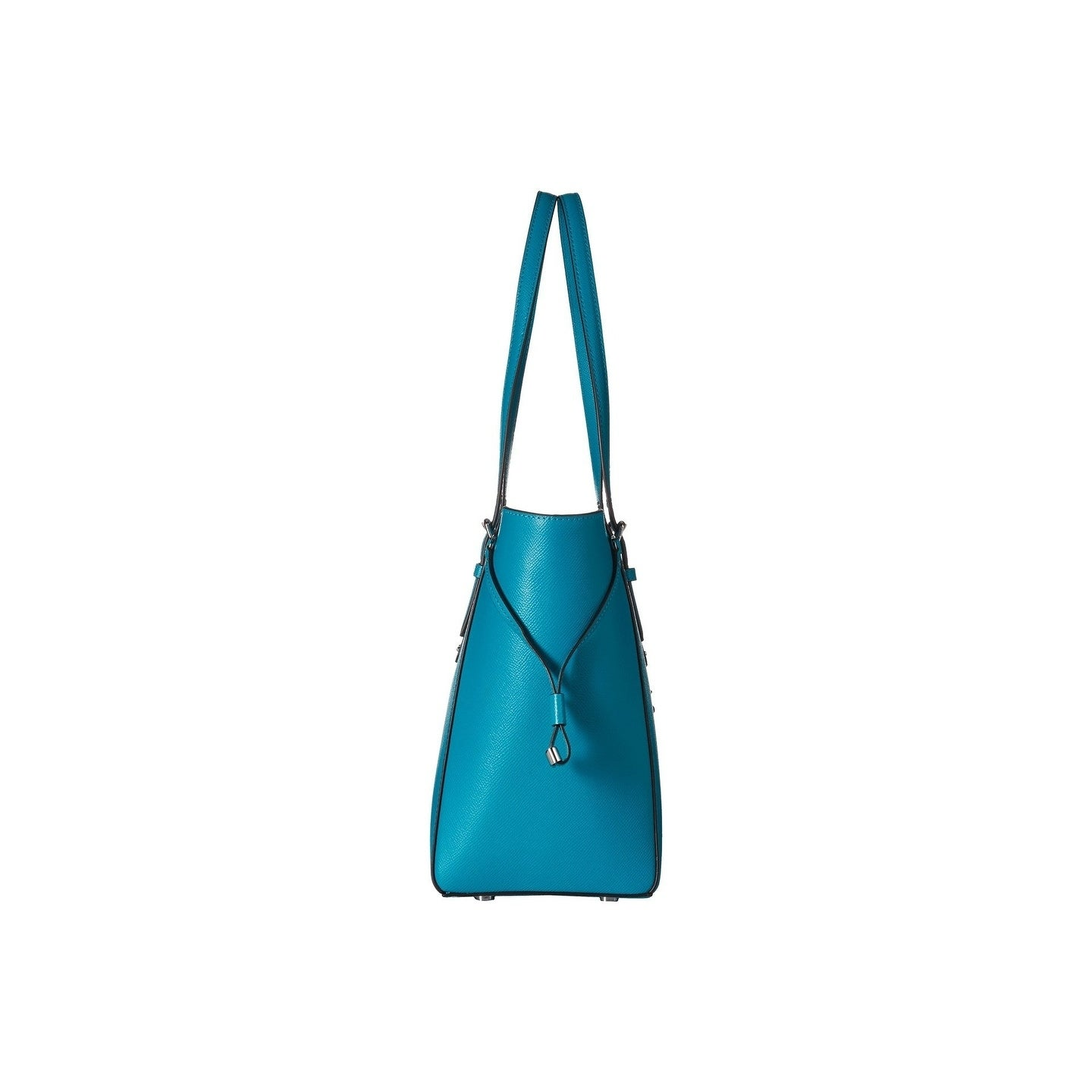 c26c386b31ccb6 Shop MICHAEL Michael Kors Voyager Medium Top Zip Tile Blue Tote Bag - On  Sale - Free Shipping Today - Overstock - 22081711