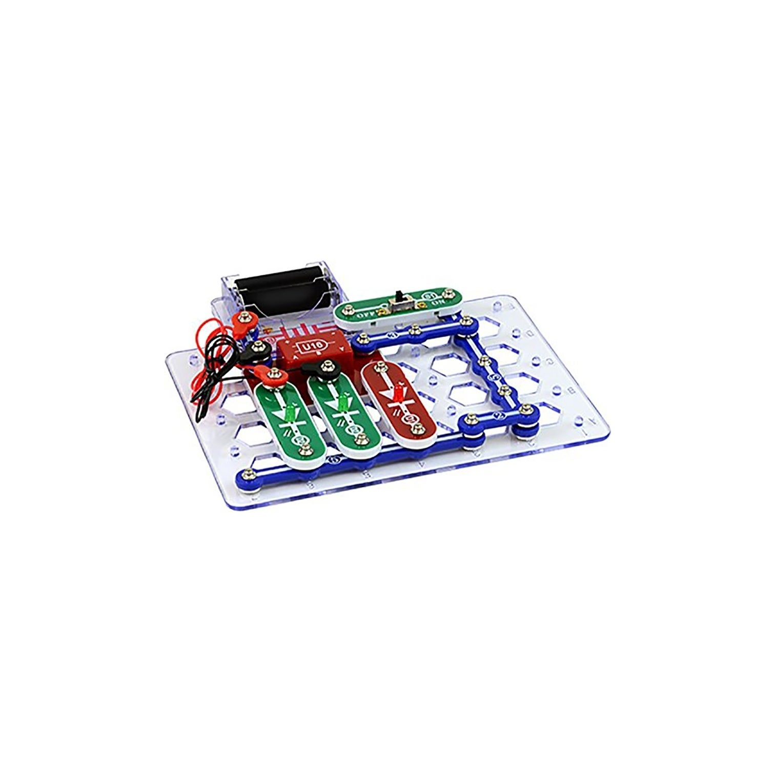 Shop Snap Circuits Digital Logic Gates Discovery Set Free Shipping Circuit Parts Today 22084463