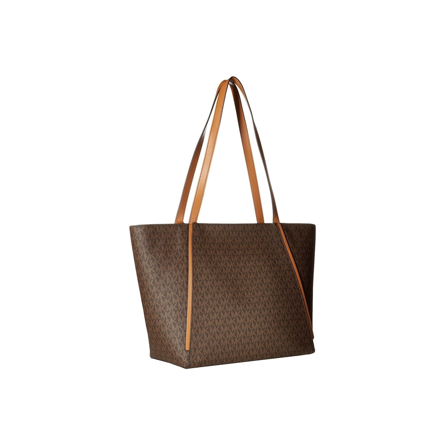 6a90dc3090a4 Shop MICHAEL Michael Kors Signature Whitney Large Tote - Free Shipping  Today - Overstock - 22101064