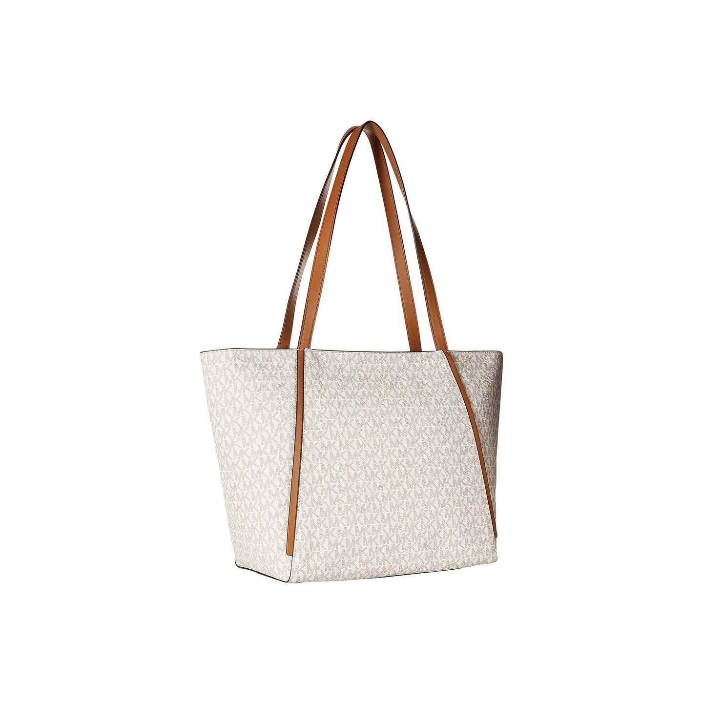 a03719cc35c4 Shop MICHAEL Michael Kors Signature Whitney Large Tote - On Sale - Free  Shipping Today - Overstock - 22101064