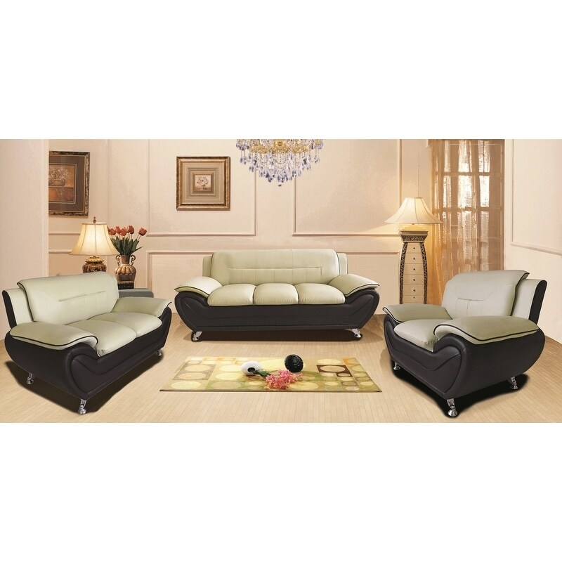 Shop Michael Segura 3PC Living Room Set   Free Shipping Today    Overstock.com   22121662