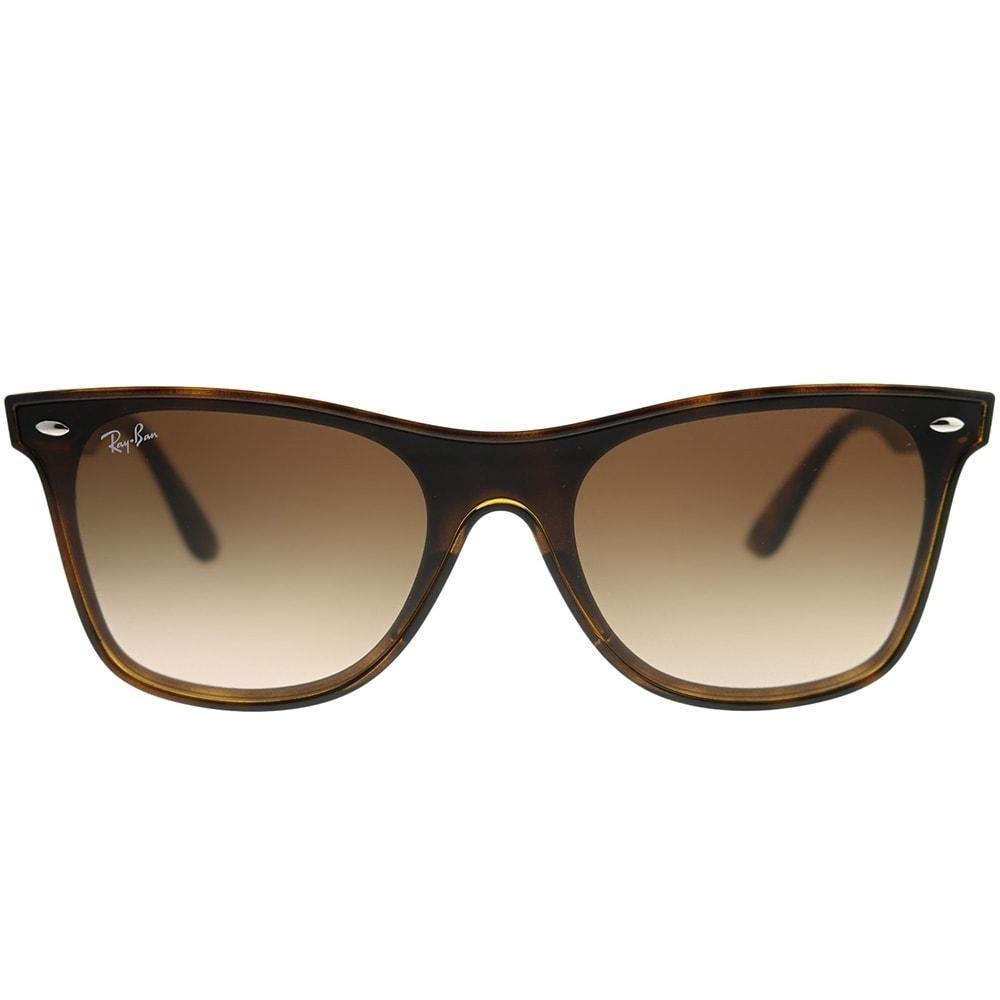 1d4f61717a0 Shop Ray-Ban Wayfarer RB 4440N Blaze Wayfarer 710 13 Unisex Light Havana  Frame Brown Gradient Lens Sunglasses - On Sale - Free Shipping Today -  Overstock - ...