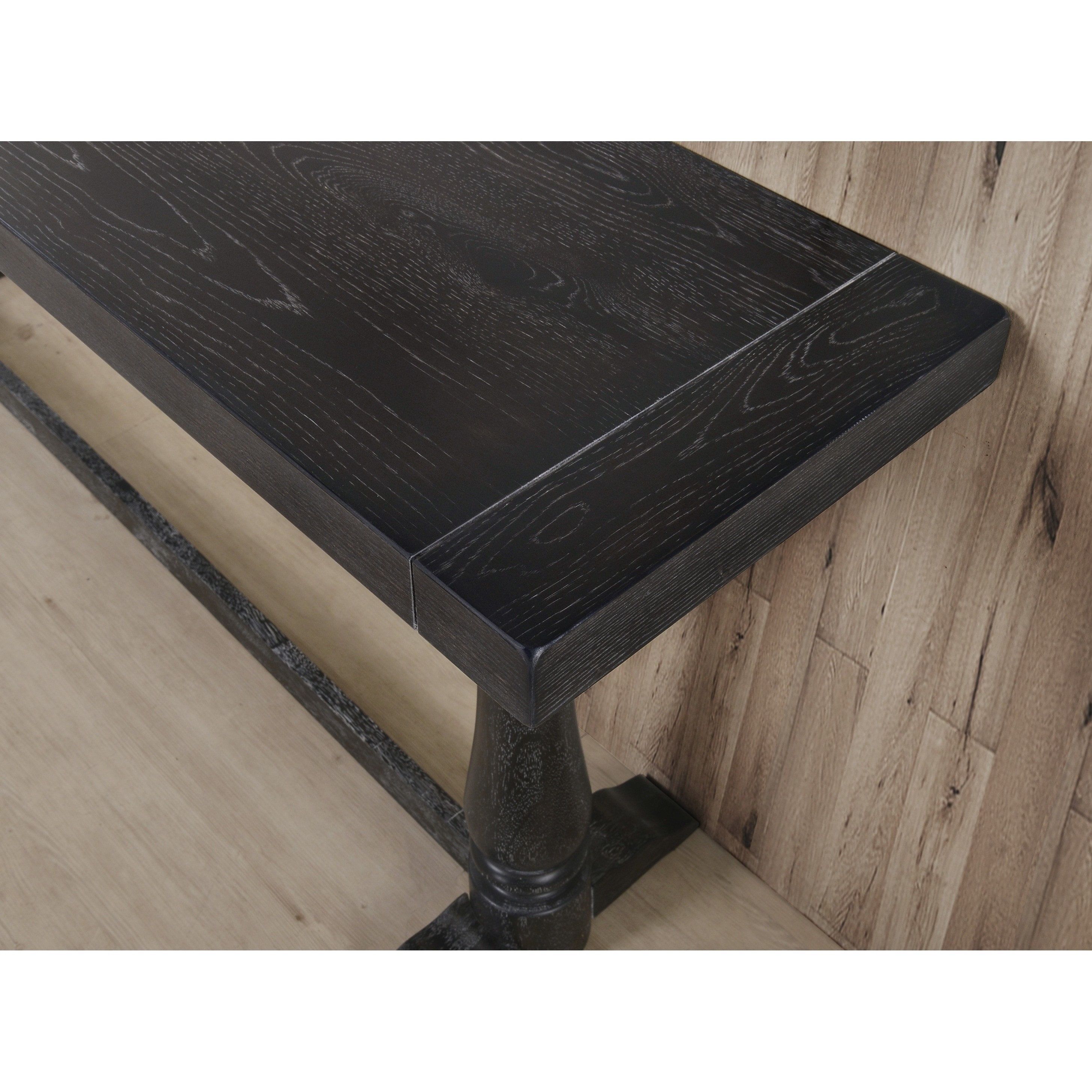 Lane Charcoal Sofa Bar Table Free Shipping Today 22158738