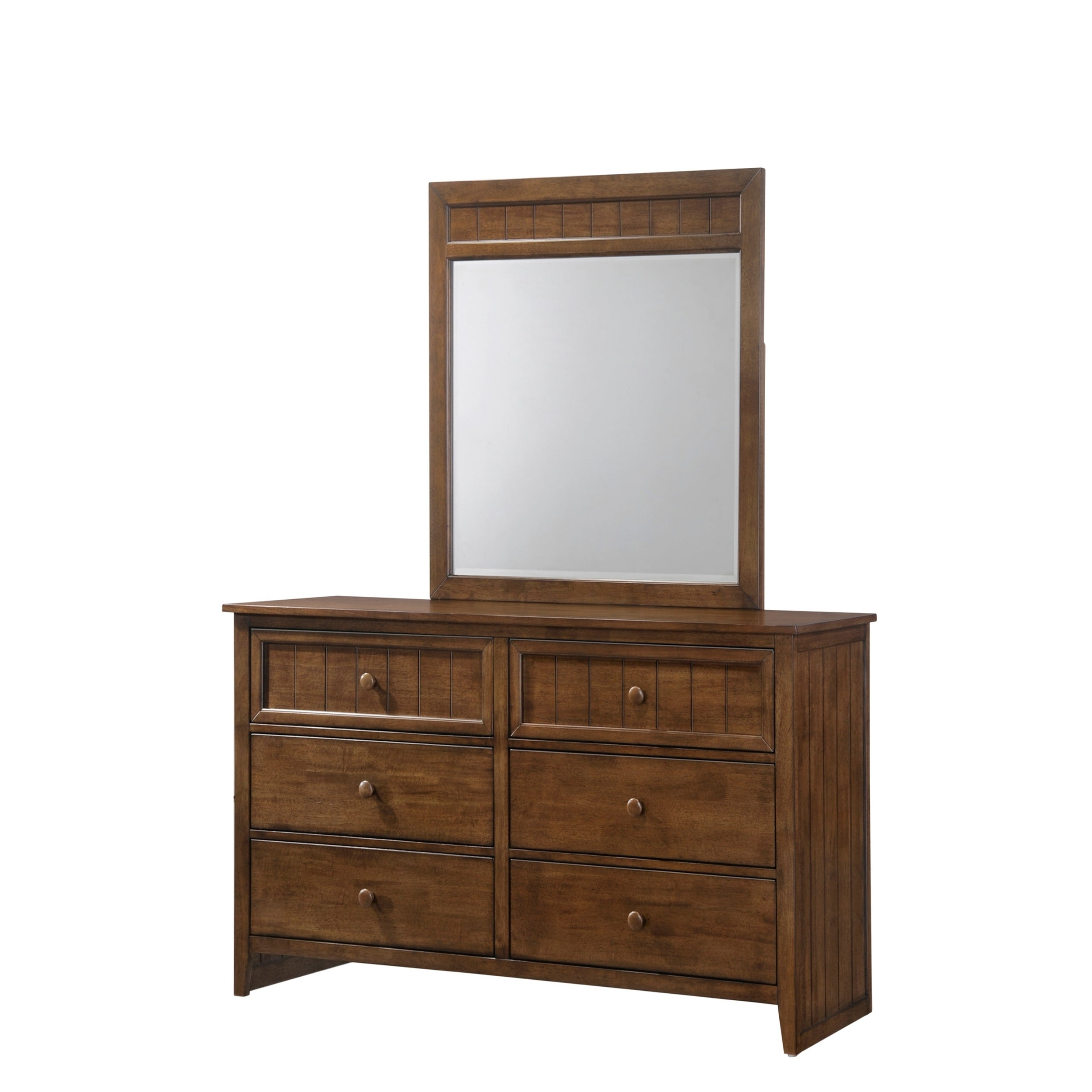Shop Simmons Ashland Wood Dresser  Free Shipping Today