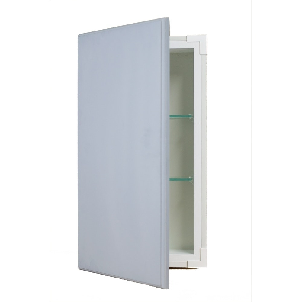 Recessed Bathroom Medicine Cabinets 3.5 Inch Deep Frameless Recessed Bathroom Medicine Cabinet