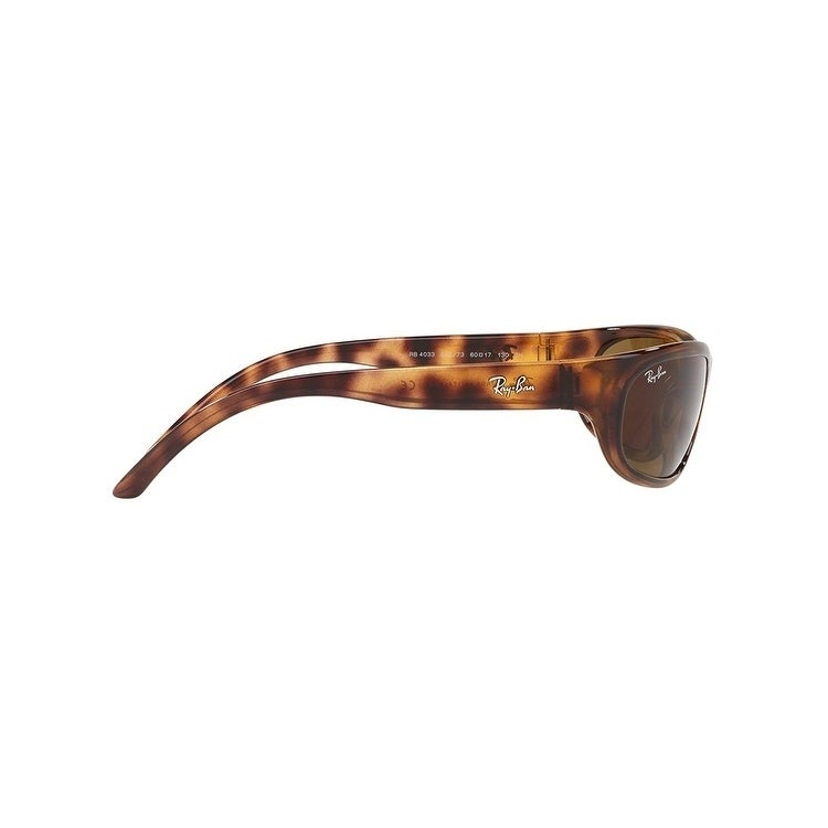 ccabdd1eb8 Shop Ray-Ban RB4033 Predator Tortoise Frame Brown Classic 60mm Lens  Sunglasses - Free Shipping Today - Overstock - 22237905