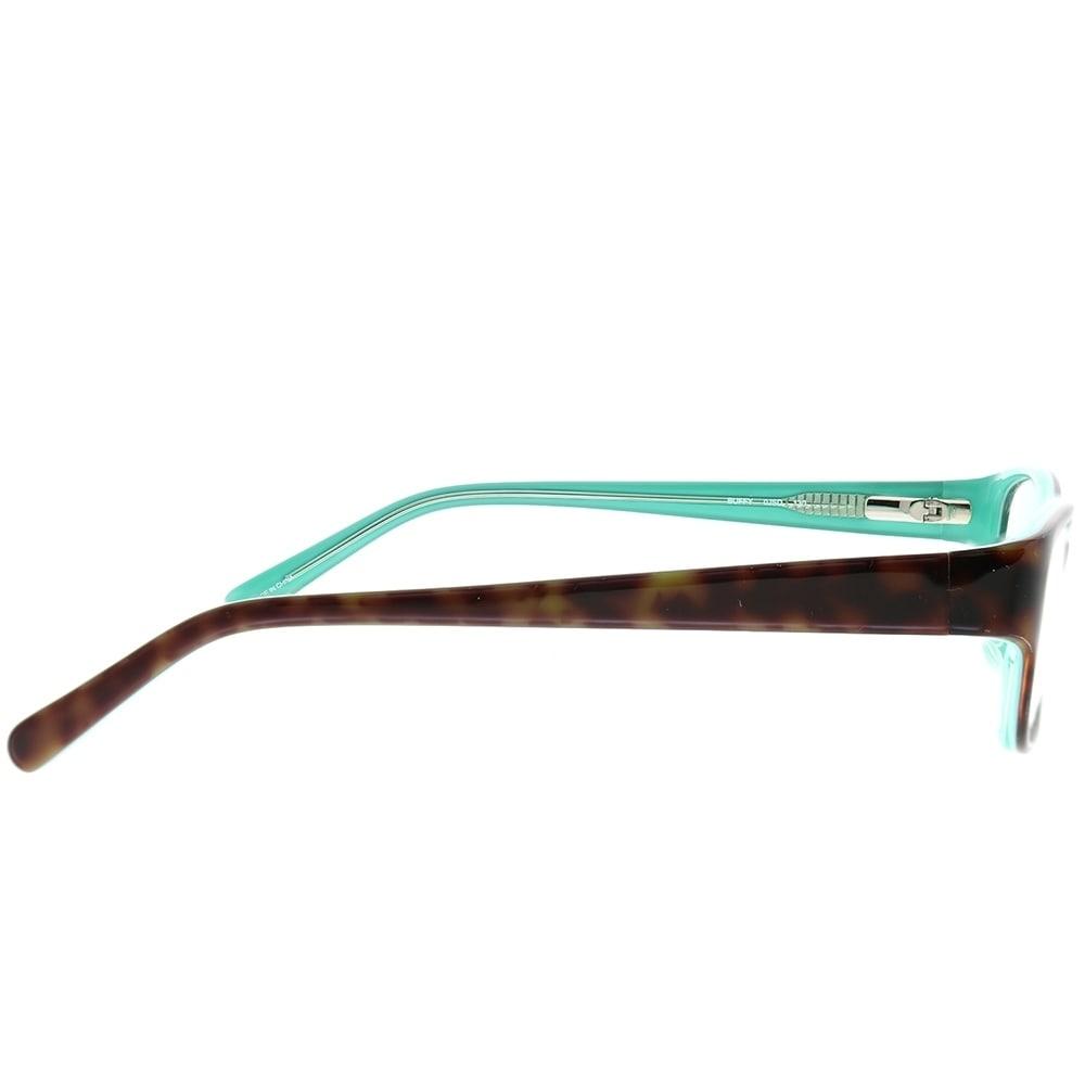 7f6003c20b7 Shop Banana Republic Rectangle Buffy JSD Unisex Tortoise on Mint Frame  Eyeglasses - Free Shipping Today - Overstock - 22255435