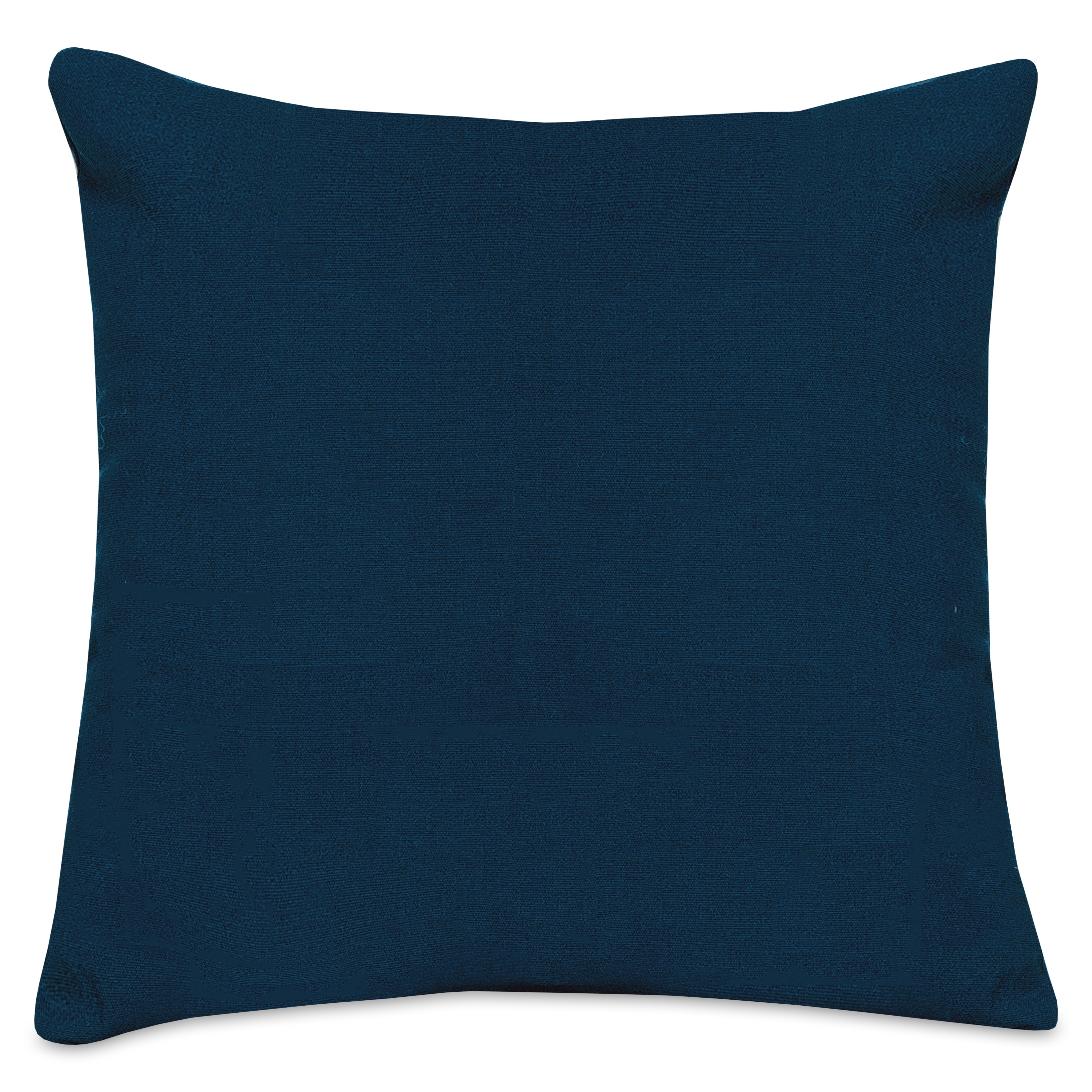 a141d6b3bd Shop Majestic Home Goods Outdoor Solid Extra Large Throw Pillow 24 X ...