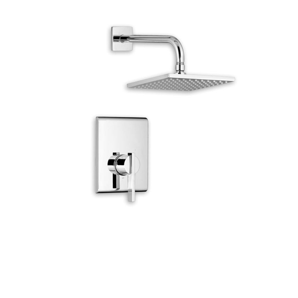 Shop American Standard Shower Faucet T184.501.002 Polished Chrome ...