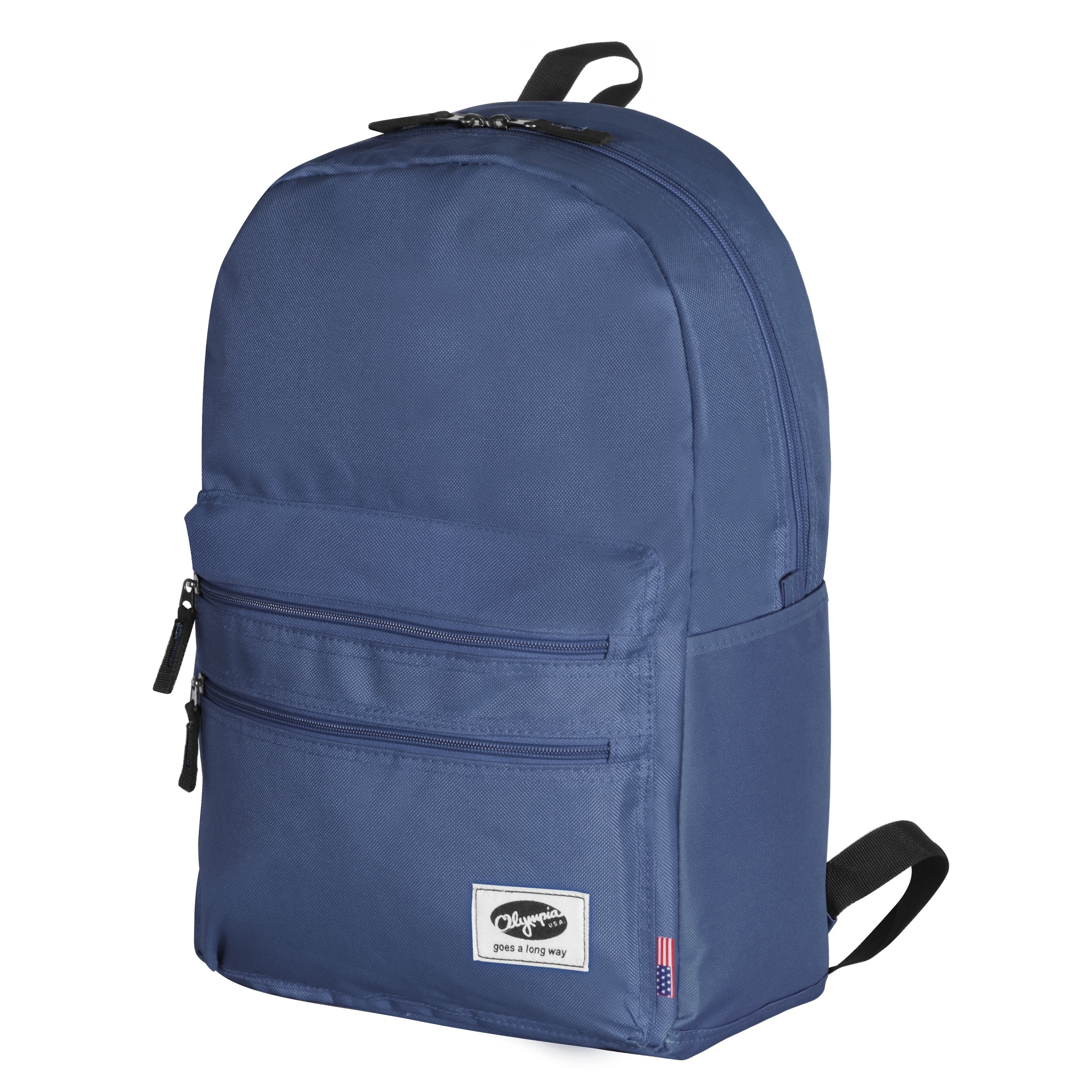 Shop Olympia Princeton 18-inch Laptop Backpack - Free Shipping On ... eb5a5eea7c010