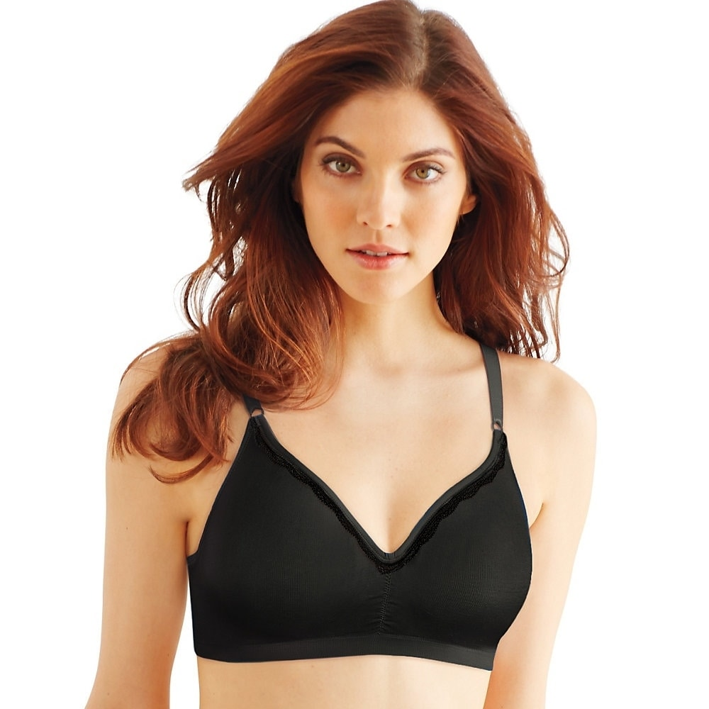6a51d9fa1340b Shop Bali Womens Comfort Revolution Convertible Wirefree Bra (3550) - On  Sale - Free Shipping On Orders Over  45 - Overstock - 22348093