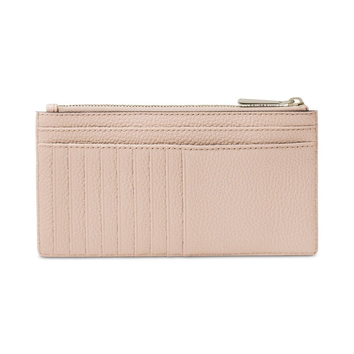 64d20b019df8a Shop MICHAEL Michael Kors Large Slim Card Case - L - Free Shipping ...