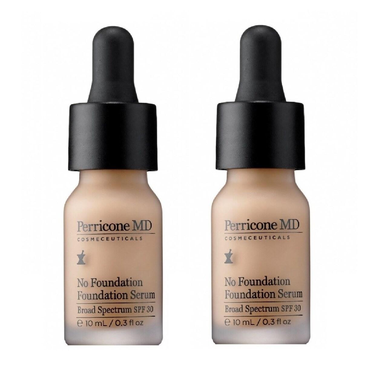 Perricone md foundation serum