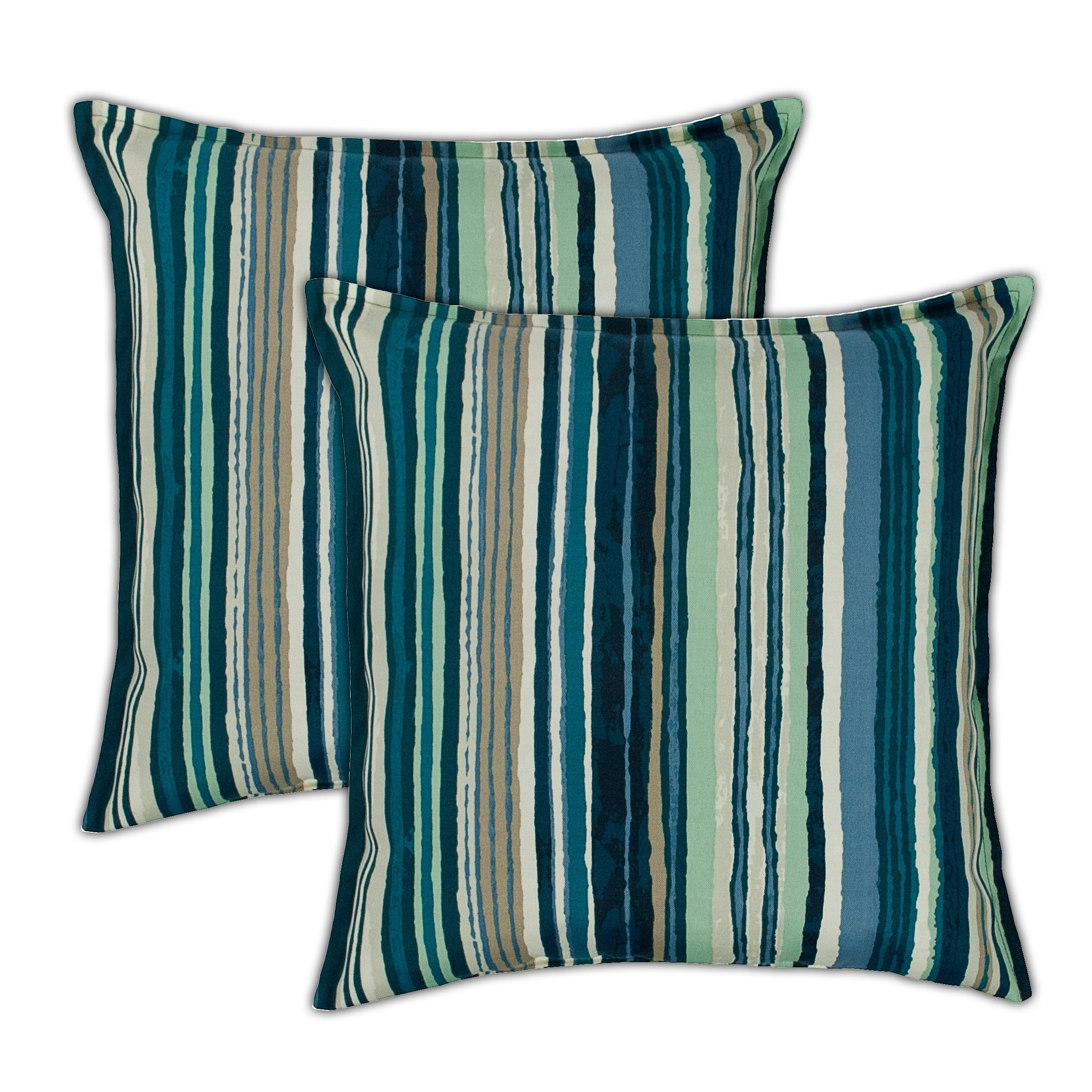 Shop Sherry Kline Lakeview 20 Inch Outdoor Pillows Set Of 2 20 X