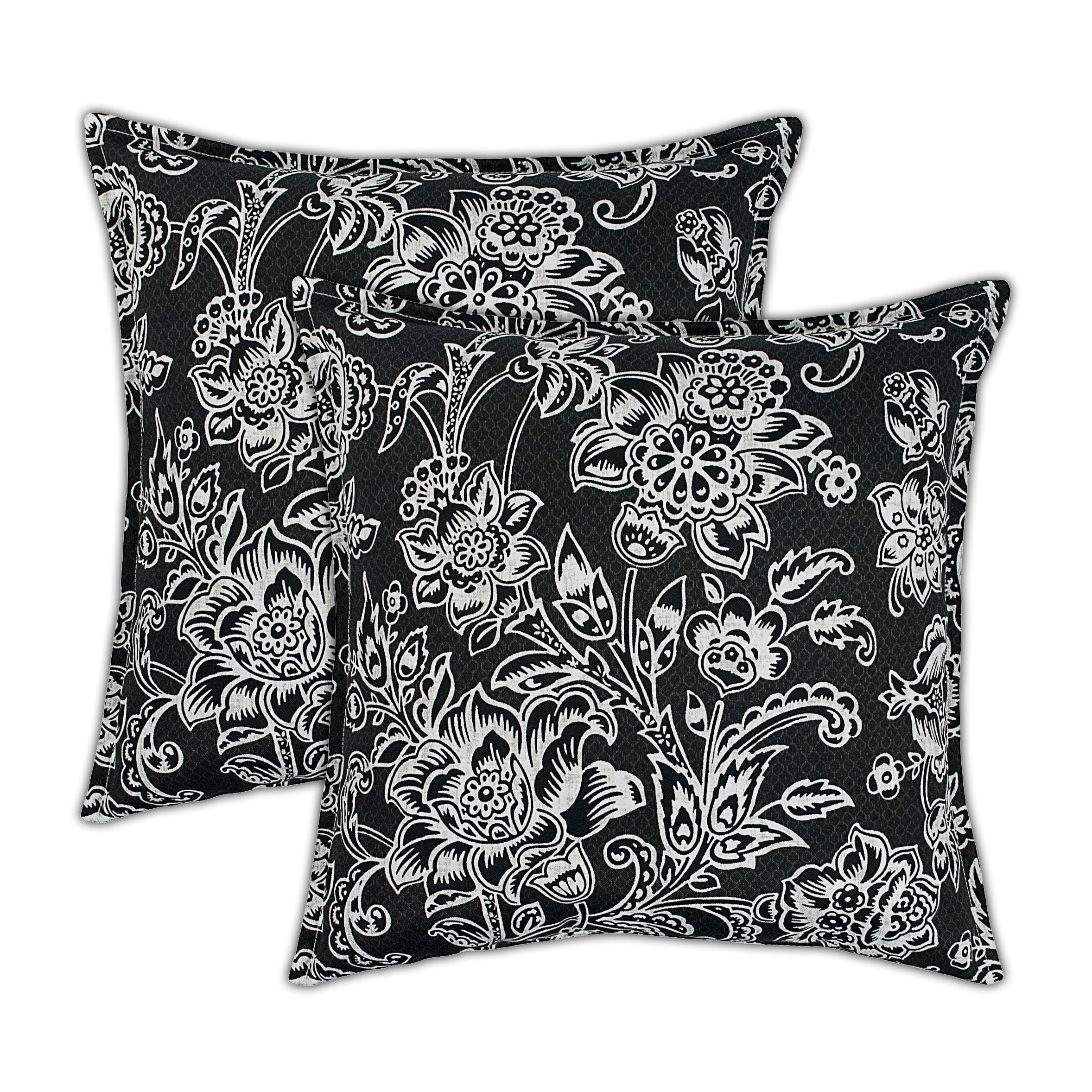 Sherry Kline Riviera 20 Inch Outdoor Pillows Set Of 2 20 X 20