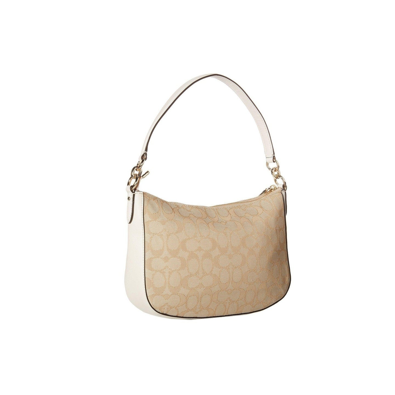 bc8ce5787c8c Shop Coach Chelsea Crossbody - Light Gold Khaki Chalk - On Sale - Free  Shipping Today - Overstock - 22419906